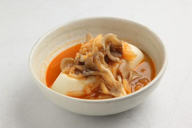 ケンちゃんの辛ポテチ煮
