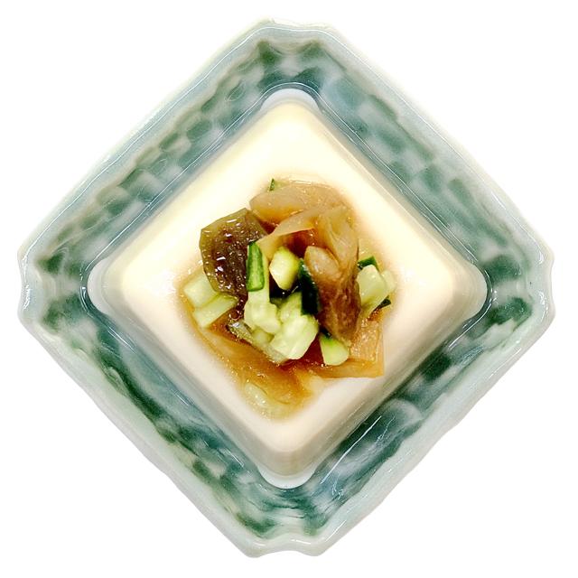ザーサイ・胡瓜・中華ドレッシング640
